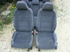 09 Volkswagon Jetta cloth front & rear seats
