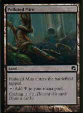4x polluted mire FOIL | NM-MINT | PDS: Graveborn | Magic MTG
