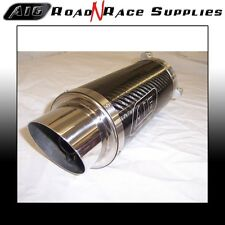 UNIVERSAL 60mm Slip-on A16 MOTO GP Stubby Exhaust (p/o)