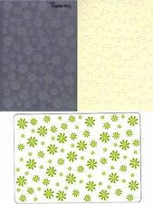 """Crafts Too Embossing Folders """"Snowflakes"""" Ctfd3003 For Cards & Scrapbooking"""