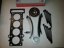 BMW MINI R50 R52 R53 1.6 COOPER-S TIMING CHAIN KIT + HEAD GASKET & HEAD BOLTS