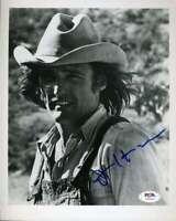 Dennis Hopper Psa Dna Coa Signed 8x10 Photo Autograph