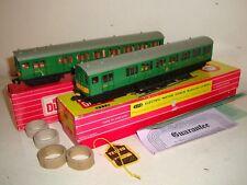 HORNBY DUBLO - 2250/4150 2 car EMU set (S65326/S77511)-v.near.mint/boxd c1964