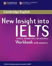 New Insight Into Ielts Workbook With Answers (cambridge Books For Cambridge E...