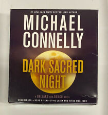 Dark Sacred Night by Michael Connelly - Audiobook CD (Unabridged - 9 Discs)