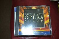 THE ULTIMATE OPERA ALBUM    VARIOUS ARTISTS       CD     FREE POSTAGE