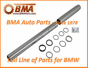 BMW Coolant Water Transfer Pipe Tube Replacement Kit - Collapsible - 11141439975