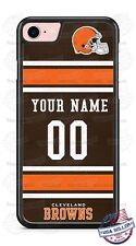 CLEVELAND BROWNS FOOTBALL PHONE CASE COVER FOR iPHONE SAMSUNG GOOGLE HTCetc