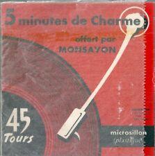 Disque carton plastique 45 T Ne joue pas Morata Europunion no vinyle publicité
