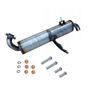 EDELSTAHL Katalysator für  Smart - Cabrio / Fortwo /City - 0.8 CDI Diesel.