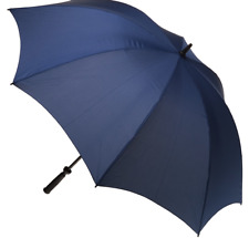 CLIFTON Umbrella - Mens Fairway Large Cover Golf Umbrella - Navy