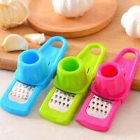 1Pc Ginger Garlic Press Twist Crusher Grinding Blenders Kitchen Cutter Tool