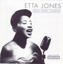 Etta Jones-long, long, JOURNEY-CD -.