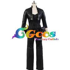 Hot Free Shipping Cosplay Costume Green Arrow Black Canary Sara Lance Uniform