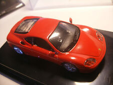 voiture miniature 1/43 eme HOT WHEELS FERRARI 350 MODENA