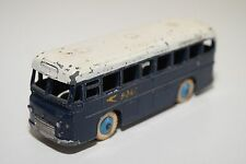 F DINKY TOYS 283 BOAC COACH BRITISH AIRWAYS BUS BLUE EXCELLENT CONDITION