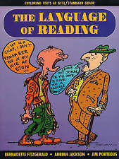 Language Of Reading (Exploring texts at GCSE/Standard Grade) by Adrian Jac - PB
