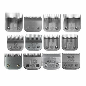WAHL PET BLADE Competition Series for KM2 KM5 KM10 KMSS Dog Grooming Clippers