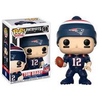 NFL American Football New England Patriots Tom Brady ColorRush Pop! Vinyl Figure