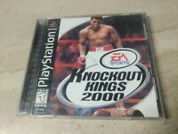 Knockout Kings 2000 (Sony PlayStation 1, 1999)