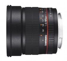 Samyang 1,4 / 85 mm AS IF UMC Objektiv für Canon EOS Neuware