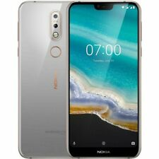 Nokia 7.1 - 32GB - Steel (Unlocked)