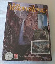 New 1985 Avalon Hill Bookcase game 863 - Yellowstone – Wrapped in Plastic