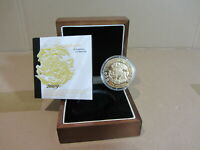 2009 St George and the Dragon Tristan da Cunha £5 Sterling Silver Coin