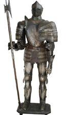 Tragbare Ritterrüstung Kunibert Rüstung Ritter Armour Höhe192cm zum anziehen Nr9