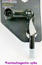 CONTEC Vorbau Tarantula 180mm Schaftlänge 25,4mm Schaft, 31,8mm, schwarz, NEU