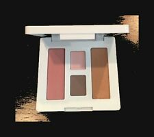 CLINIQUE - Eye Shadow Duo (mauve&plum), Sunkissed Bronzer, Blusher TRAVEL SAMPLE