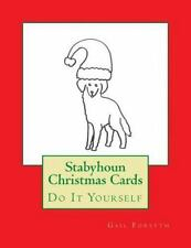 Stabyhoun Christmas Cards : Do It Yourself by Gail Forsyth (2015, Paperback)