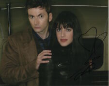 AG158 Merlin Michelle Ryan In Person SIGNED photograph