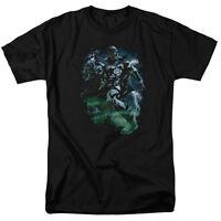 Green Lantern - Black Lantern Batman T-Shirt DC Comics Sizes S-3X NEW