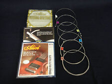 Alice AE530 X-Super Light Electric Guitar String Set. 0.008~0.038 inch