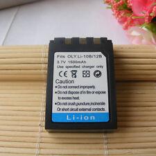 Battery Li-10B Li-12B for Olympus c-770 c-765 c-7000