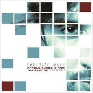 MORO FABRIZIO - PAROLE RUMORI E ANNI - CD