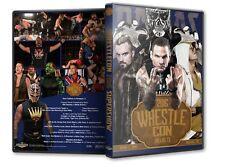 Wrestlecon 2016 Blu-Ray Set, Jeff Hardy Pentagon Jr. Rey Mysterio  WWE TNA ECW