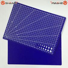 A4 Grid Lines Cutting Mat Craft Card Fabric Leather Paper Board 30*22cm CA-092