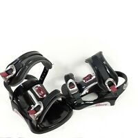 The House Snowboard Bindings Size L
