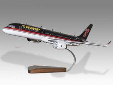 "TRUMP FORCE ONE Donald J. President 757-200 BOEING Plane Jet 17"" Model Melania"