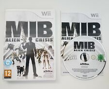 MIB: Alien Crisis - Nintendo Wii / Wii U - PAL - Men in Black, Zapper - Fast P&P