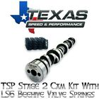 Texas Speed Tsp Stage 2 Low Lift Truck Cam Kit With Ls6 Beehive Springs 5.36.0