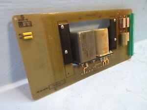General Electric 7486D52-G3 Rev. L 3KC OSC Output Board PLC GE 7486D52G3