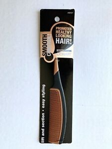 Conair Copper Collection Comb Smooth Control Hair Grooming Beauty Salon