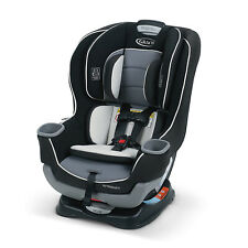 New ListingGraco Extend2Fit Convertible Car Seat, Ride Rear-Facing Longer, Gotham