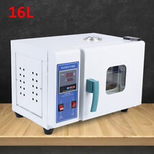 Laboratory Industrial Drying Oven 16l Digital Lab Thermostatic Drying Incubator