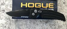 Hogue EX-A01 Knife Elishewitz 154CM Made In USA EXA01 Drop Point Blade