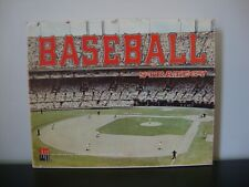 Classic 1962 BASEBALL Strategy Board Game - Early Edition Avalon Hill - Complete