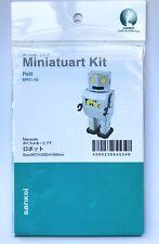 Sankei Miniatuart Kit Diorama MP01-59 Robot Paper Craft